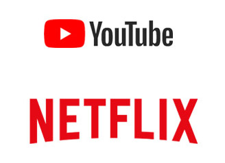 Netflix and Youtube app